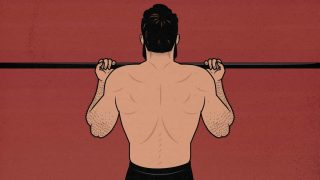 The Chin-Up Guide (for Size)