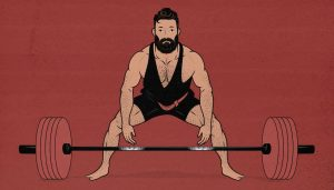 How to deadlift if your goal is to gain muscle size and bulk up