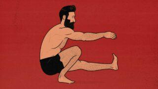 Guía del Entrenamiento con Peso Corporal para Ganar Músculo para Hombres Delgados