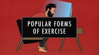 The Most Popular Forms of Exercise (According to Google)