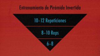 Guía del Entrenamiento de Pirámide Invertida