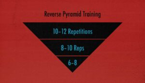 Reverse Pyramid Training Workout Routine for Muscle Hypertrophy