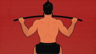 Lat Pulldown Alternatives: How to Do Them With Free Weights