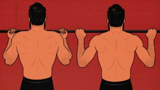 Chin-Ups Vs Pull-Ups: Which Are Better for Building Muscle?